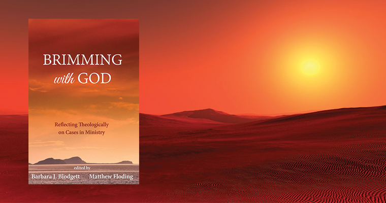 New Book: Brimming with God
