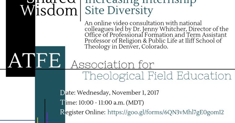 Con.Ed.: Increasing Internship Site Diversity